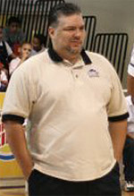 Carlos Mercado basketball