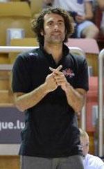 Franck Meriguet basketball