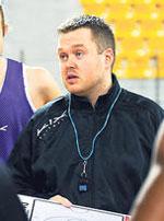 Stefan Mienack basketball