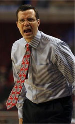 Tim Miles basketball