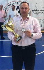 Pance Milevski basketball