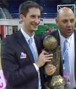 Alberto Miranda basketball