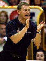 Guy Molloy basketball