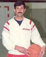 Sameer Morcos basketball