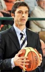 Alberto Morea basketball