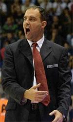 Paolo Moretti basketball