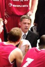 Karlis Muiznieks basketball