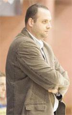 Bogdan Murarescu basketball