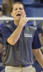 Eric Musselman basketball