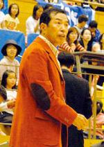 Kazuo Nakamura basketball