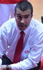 Jerome Navier basketball