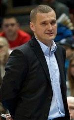 Mariusz Niedbalski basketball