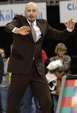 Sasa Obradovic basketball