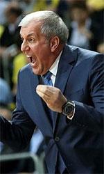 Zeljko Obradovic basketball
