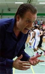Hartmut Oehmen basketball