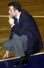 Tolga Ongoren basketball