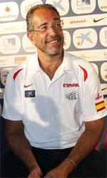 Juan Antonio Orenga basketball