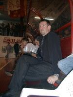 Luis Orono basketball