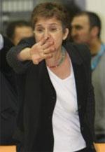 Orna Ostfeld basketball