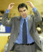 Toni Ostojic basketball