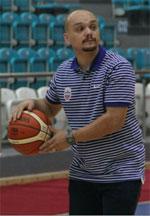 Cihan Ozolcay basketball