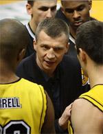 Tomas Pacesas basketball