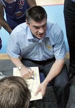 Evgeny Pashutin basketball