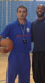 Rejhan Palamar basketball