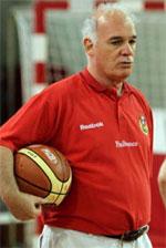 Mario Palma basketball