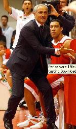 Cesare Pancotto basketball