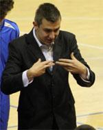 Josip Pandza basketball