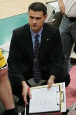Mauricio Parra basketball