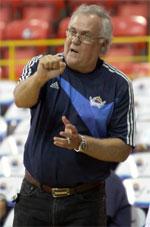 Henry Paruta basketball