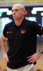 Rodrigo Pastore basketball