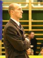 Goran Patekar basketball