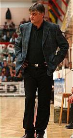 Imre Patonay basketball