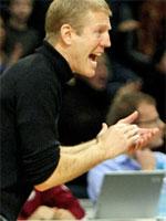 John Patrick basketball