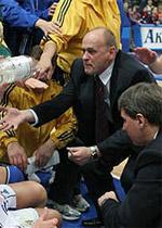 Algirdas Paulauskas basketball
