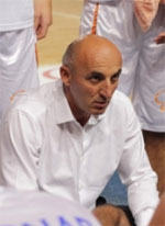 Mihailo Pavicevic basketball