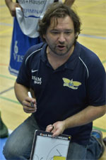 Roland Pavloski basketball