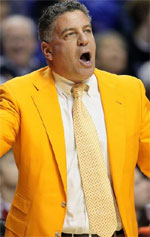 Bruce Pearl basketball