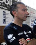 Andrea Pecchia basketball