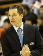 Victor Perez basketball