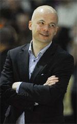 Francois Peronnet basketball