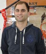 Antoine Petitjean basketball