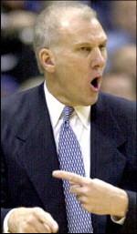Gregg Popovich basketball
