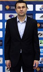 Audrius Prakuraitis basketball