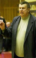 Zbigniew Pyszniak basketball