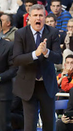 Oscar Quintana basketball