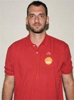 Bosko Radovic basketball